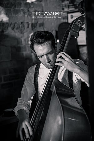 Samer Sharawi Double bass